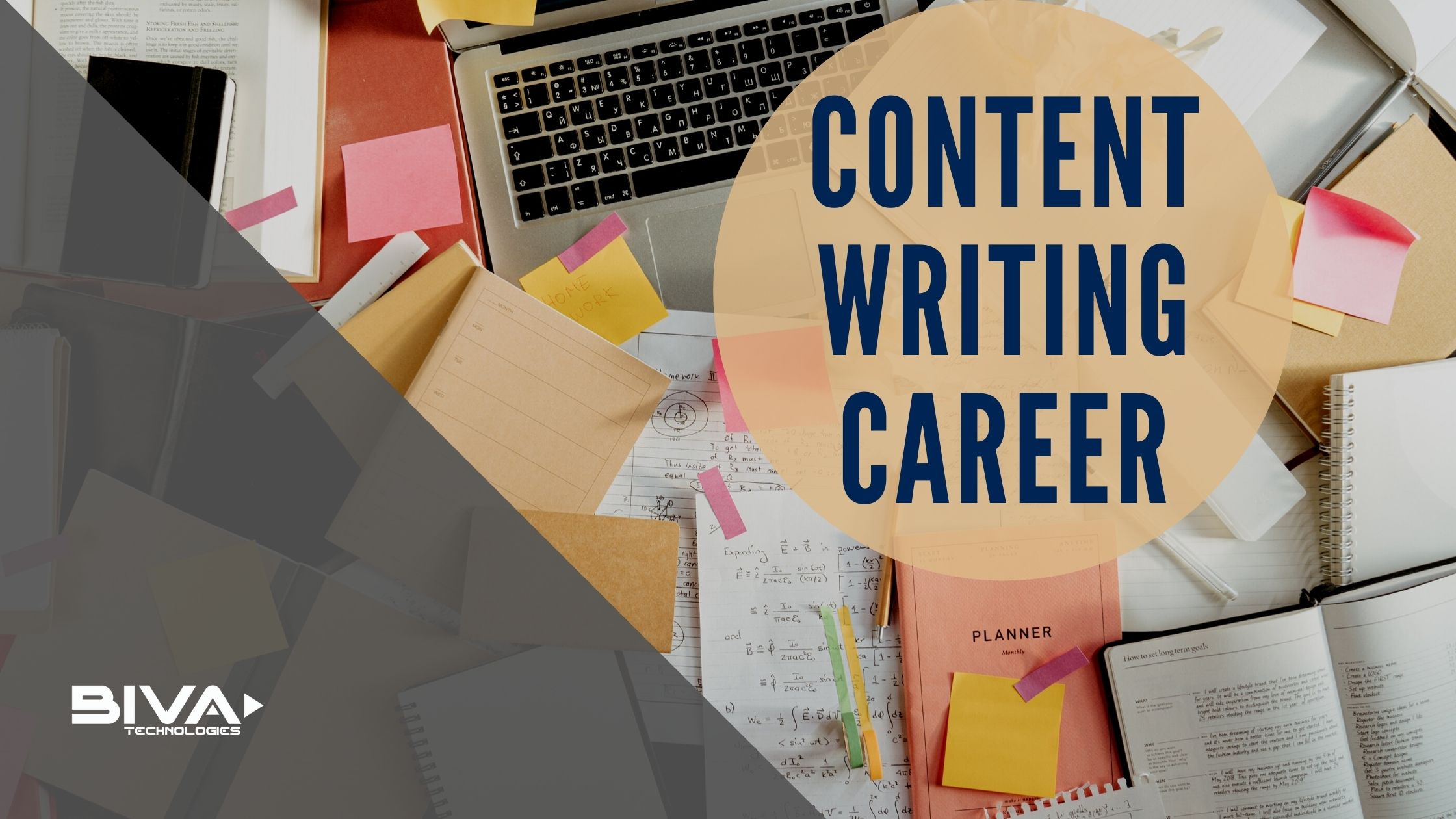 Content writing career