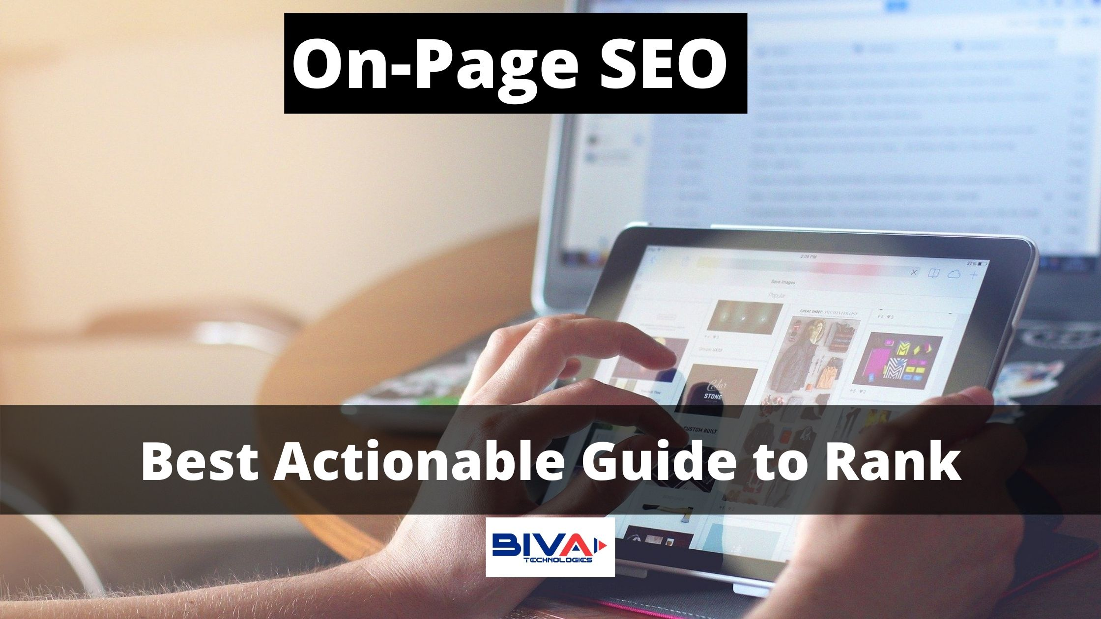 on page seo actionable guide