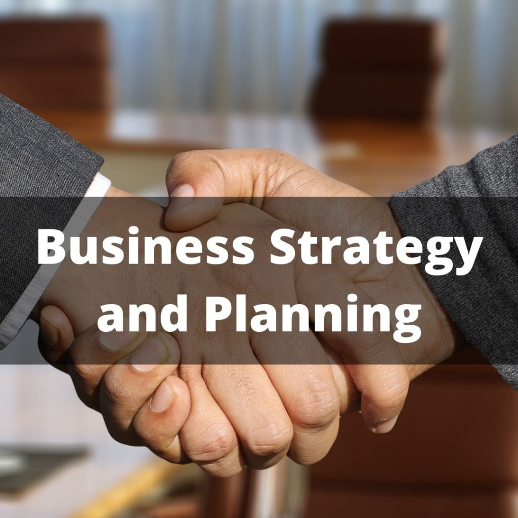 busness strategy and planning