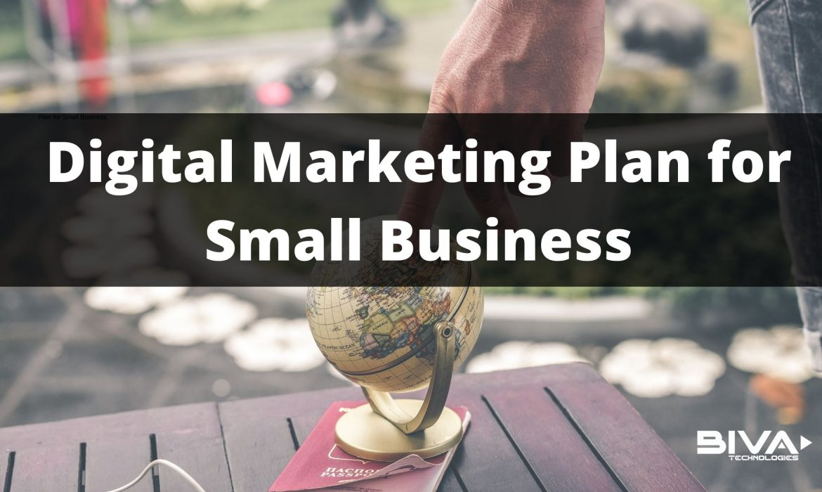Digital Marketing Plan for Small Business