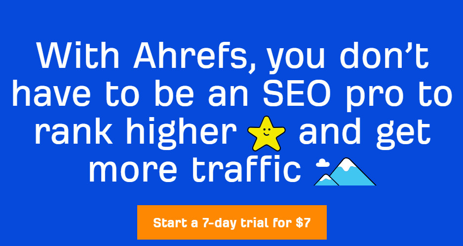 ahrefs tool overview