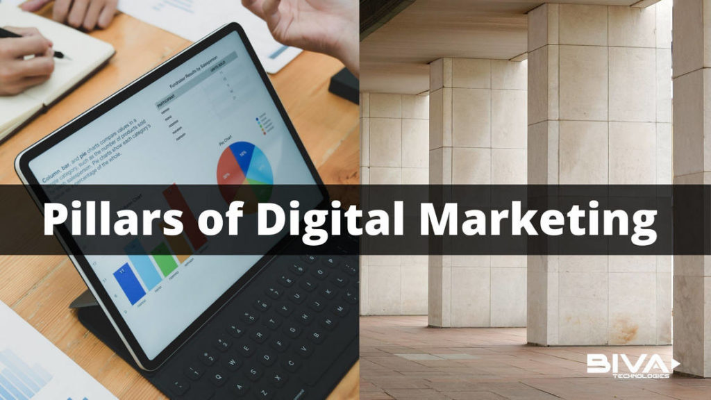 8+ Trendy Pillars of Digital Marketing: 100% Growth (2021)