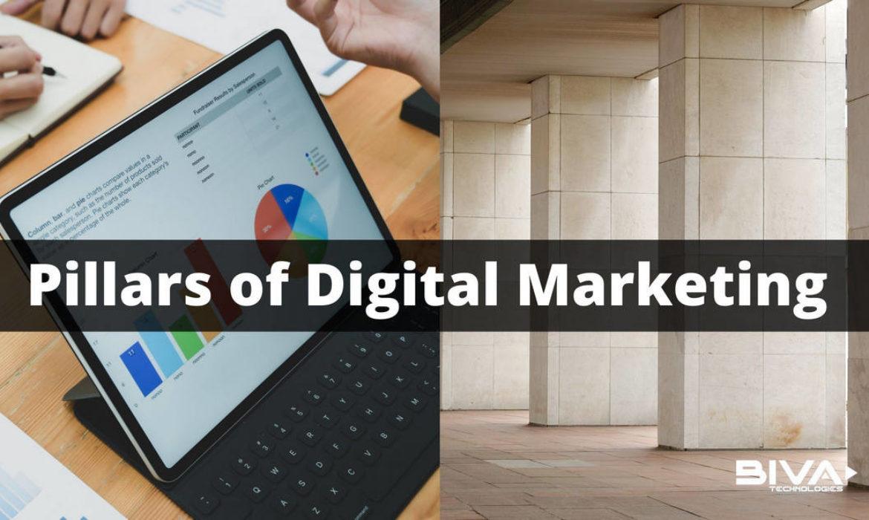 pillars of digital marketing